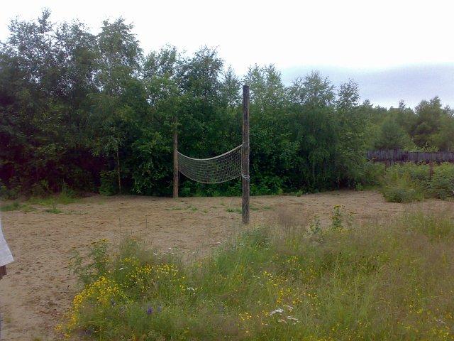 Волейбольная_площадка